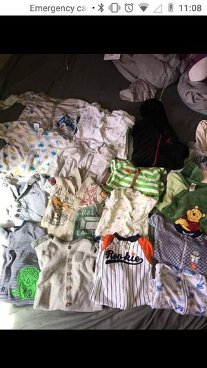 Baby boy clothes for Sale in NEW KENSINGTN, PA