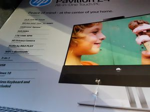 HP all in one 23.8 inch screen BRAND NEW IN BOX HP-XA0053W for Sale in Riverview, FL