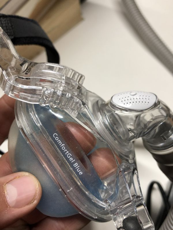 REMstar Pro Cpap machine M series W/humidifier..Cpap Works but humidifier does not..Low hours