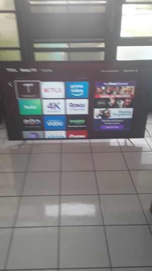 65 inch tcl tv for Sale in Fort Myers Beach, FL