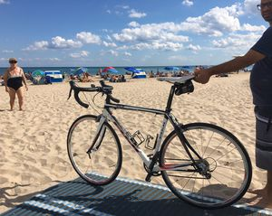 Fuji ccr1 carbon fiber road bike for Sale in Pompano Beach, FL
