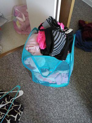 Bag full of clothes for Sale in Holmdel, NJ