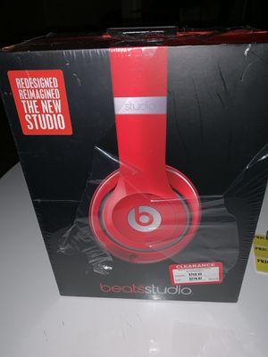 Beats studio headphones for Sale in Perris, CA