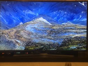 """Samsung 55 """" great condition like new for Sale in Chicago, IL"""