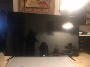 55 inch tv for Sale in West Sacramento, CA