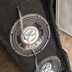 Subwoofer Speakers for Sale in El Segundo, CA