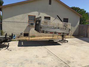 WorkTruck bed for Sale in Riverside, CA