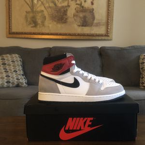 Nike Air Jordan 1 Smoke Grey for Sale in Bowie, MD
