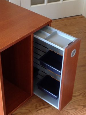 IKEA Office Furniture Cabinet for Sale in Schaumburg, IL