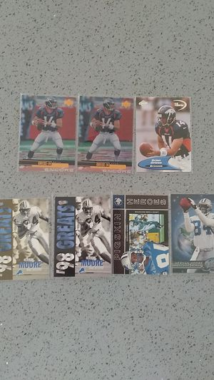 Brian Griese/German Moore football cards for Sale in San Bruno, CA