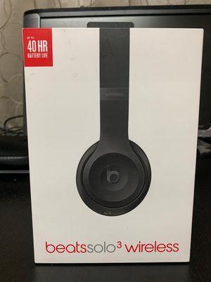 Beats Solo 3 Wireless Headphones for Sale in Cutler Bay, FL
