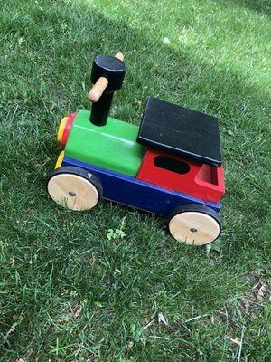 Ride on toddler train for Sale in Alexandria, VA