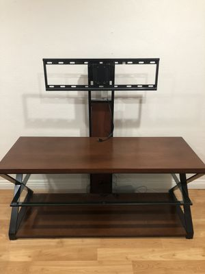 TV Stand with Mount for Sale in Whittier, CA