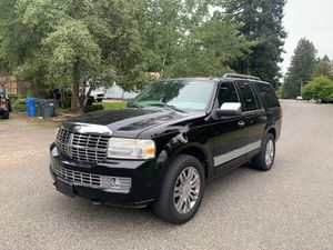2008 Lincoln Navigator Sport Utility 4D for Sale in Lakewood, WA