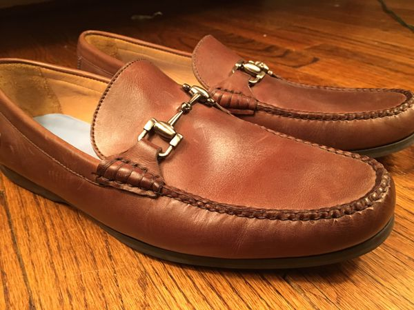 Peter Millar Horsebit Loafers-Lightly Worn! Model 16559-Great Condition Size 10M