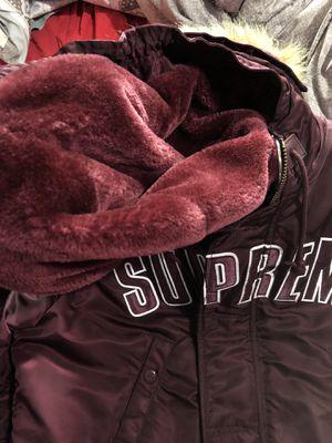 Supreme N3B parka for Sale for sale  Chicago, IL