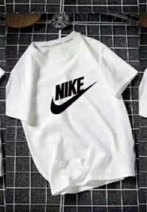 Men's Nike t shirts 100% cotton new with tag for Sale in Beckley, WV