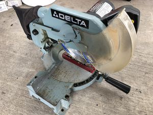 Delta saw for Sale in Buda, TX