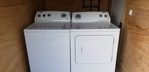 Whirlpool Washer and Dryer Set for Sale in Greenwood, DE