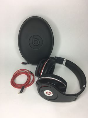Beats by Dre wire headphones for Sale in Chino, CA