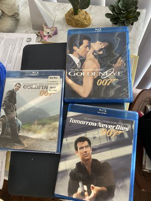 James Bond Blu Ray movies for Sale in El Monte, CA