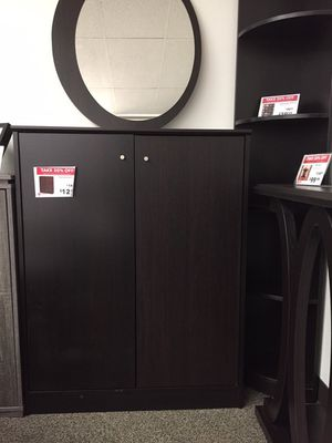 Shoe Cabinet , Red Cocoa, SKU #106137 for Sale in Norwalk, CA