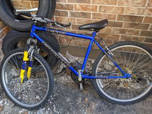 Bike and helmet for Sale in Aubrey, TX