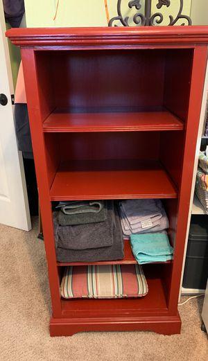 Bookcase/storage shelves for Sale in Bonney Lake, WA