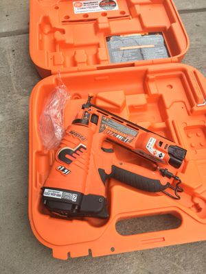 16 gauge paslode nail gun for Sale in Philadelphia, PA