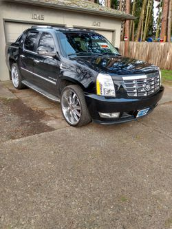 2008 escalade EXT for sale for Sale in Hillsboro,  OR