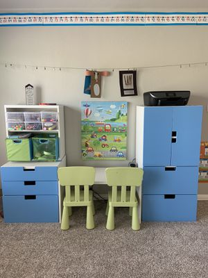 Home school classroom furniture and items for Sale in Keller, TX