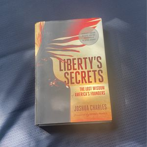 LIBERTY's SECRETS BOOK By: Joshua Charles for Sale in Miami, FL