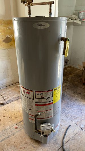 Gas hot water heater for Sale in Durham, NC