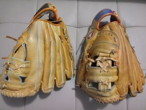Softball glove baseball mitt $20 each for Sale in Oakland, CA
