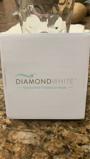 White Diamond Replacement Toothbrushes Heads for Sale in Henderson, NV