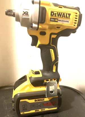 DEWALT 20v MAX XR - 1/2 in. Impact Wrench for Sale in Canton, MI