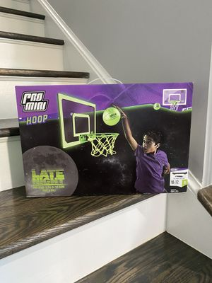 Mini basketball hoop new for Sale in Herndon, VA