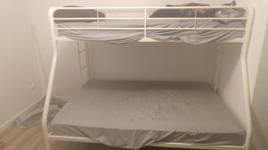 Bunk bed twin over full for Sale in Lakewood, WA