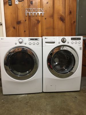 Lg washer and dryer for Sale in Gallatin, TN