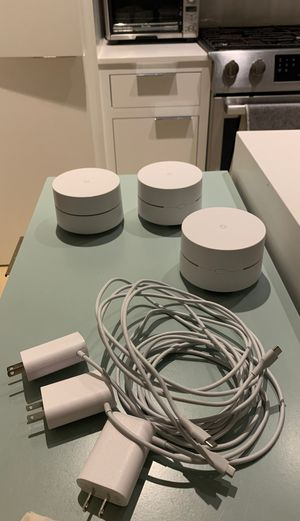 Google WiFi system for Sale in Washington, DC
