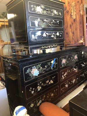 Dresser set for Sale in Las Vegas, NV