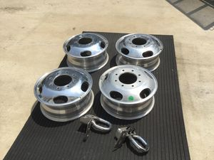 Ford Dually Rims wheels F350/F450 for Sale in Keller, TX