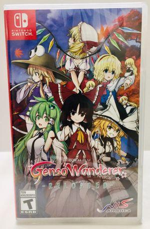 Touhou Genso Wanderer Reloaded Nintendo Switch for Sale in Mill Creek, WA