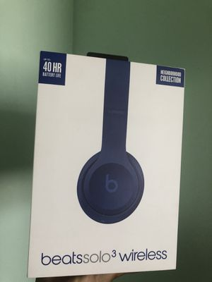 Beats Solo 3 Wireless for Sale in Jessup, MD