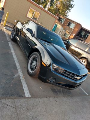 Camaro 2010 v6. 120,000 trade for truck chevy for Sale in San Diego, CA
