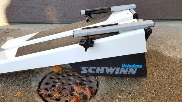 Vintage Frontline Technology Inc Schwinn Velodyne Bicycle Trainer