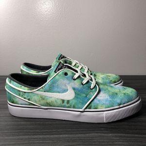 Nike Zoom Stefan Janoski PR QS Skate Shoes Turbo Green for Sale in Wichita, KS
