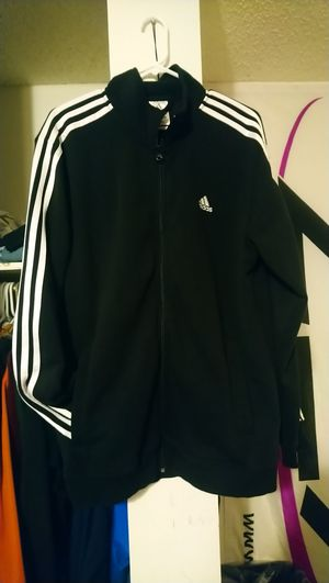 Adidas Track Jacket (Large) for Sale in San Antonio, TX