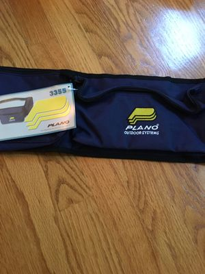 Brand new- - Plano outdoor waist pack - fishing/tackle for Sale in Naperville, IL