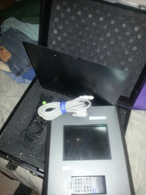VIEW FRAME SPECTRA C.LCD PROJECTION IN CARRYING CASE for Sale in Glen Burnie, MD